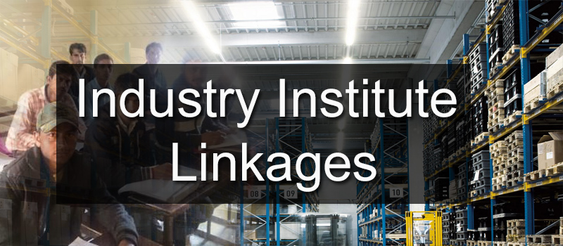 Industry Institute Linkages